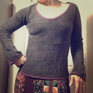 Danskin Chenille Dancer's Sweater